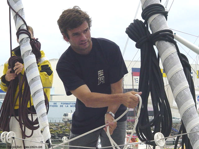 Vendée Globe - Marc Thiercelin