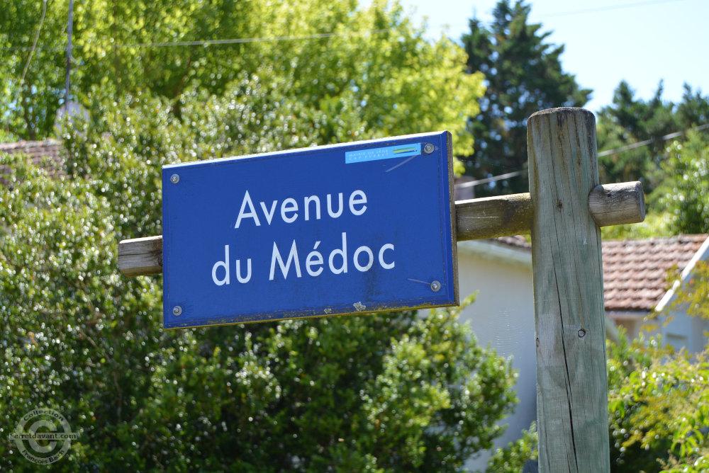 Rue de Lège Cap Ferret